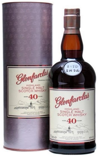 Glenfarclas Scotch Single Malt 40 Year...